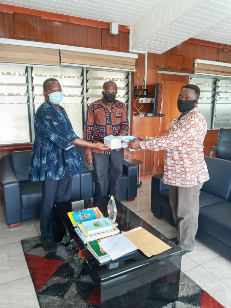 GIZ DONATES TO THE LABOUR DEPARTMENT