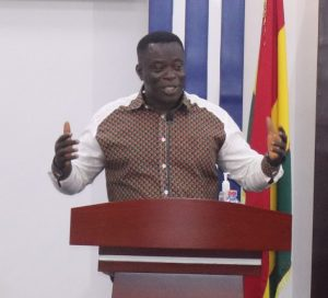 PRESENTATION BY THE MINISTER FOR EMPLOYMENT AND LABOUR RELATIONS, HON. IGNATIUS BAFFOUR AWUAH (MP), AT THE 'MEET-THE-PRESS'