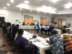 MINISTRY OF EMPLOYMENT AND LABOUR RELATIONS TRAINS LABOUR OFFICERS